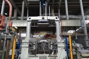 Conchigliatrice Alluminio