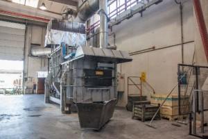 Forno Fusorio - Lavorazione Alluminio