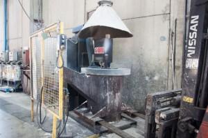 Degasatrice - Lavorazione Alluminio