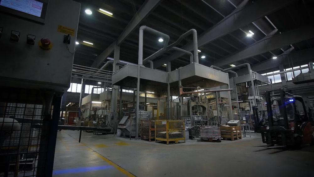 Isola Automatica Lavorazione Alluminio